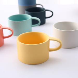 Manufacture Factory Price Ceramic Coffee Mug With Different Shapes