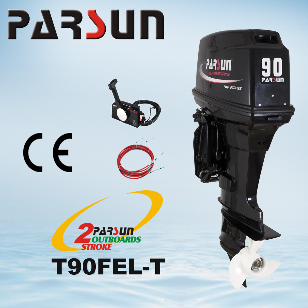 T90fel-t 90hp 2-stroke Long Shaft Outboard Engine Boat Motor Outboard Motor  - Buy Outboard Engine,Boat Motor,Outboard Motor Product on Alibaba com