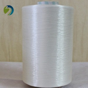 wholeasle raw white 100% pure viscose rayon filament yarn 600D/100F