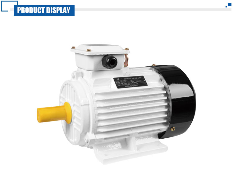 High Efficiency Cast Iron 0.12-315KW Asynchronous Motor