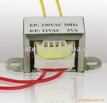 Step Down Transformer For Industrial Usage EI6636stable Performance