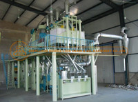 50 tons corn flour processing plants