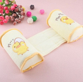 Free Shipping 2016 New Cute Baby Toddler Safe Cotton Anti Roll Pillow Sleep Head Positioner Wholesell