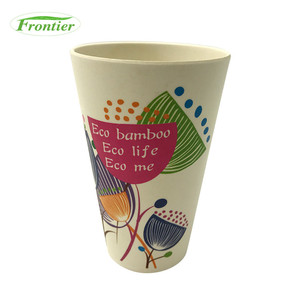 Frontier Unbreakable Biodegradable 16oz Bamboo Fiber Eco Tumbler