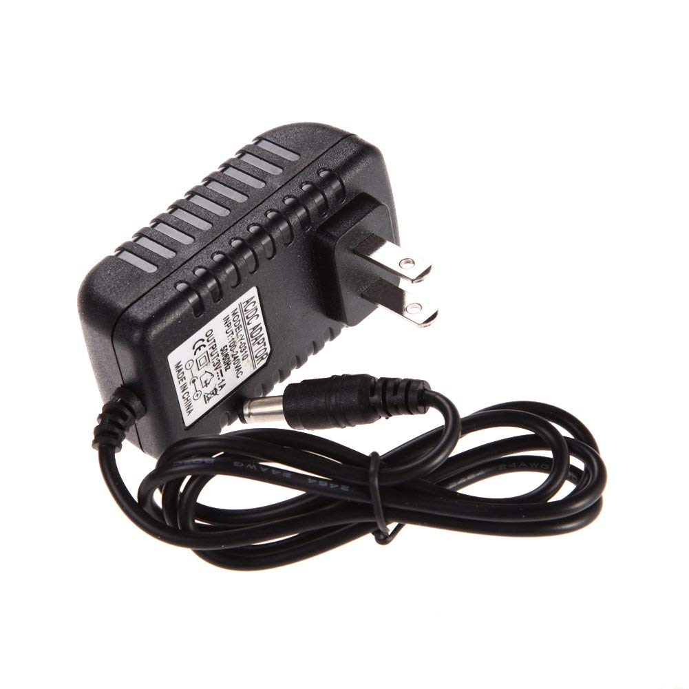 ERTIANANG 3V1A AC 100V-240V Converter Adapter DC 3V 1A 1000mA Power Supply Charger US Plug 5.5 x 2.5MM