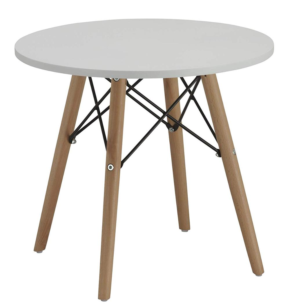 Mdf Top White Kitchen Dining Table Round Coffee Table Modern Wood Tea Coffee Table Buy Wood Coffee Table Coffee Table Modern Round Coffee Table Product On Alibaba Com