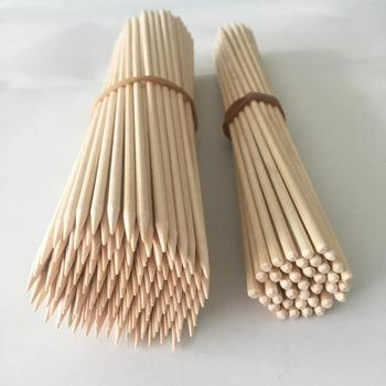 Food Grade Eco Friendly Wood Bbq Sticks For Hot Dog Buy Bbq Stickbbq Stick For Hot Dogfood Grade Wooden Bbq Stick Product On Alibabacom