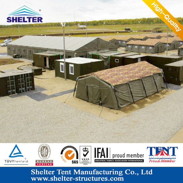 Anti bad weather double pvc coat used army tent military tent for army for sale & Buy Cheap China used us army tents Products Find China used us ...