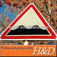 Animal Protect Metal Road Printable Safety Signs