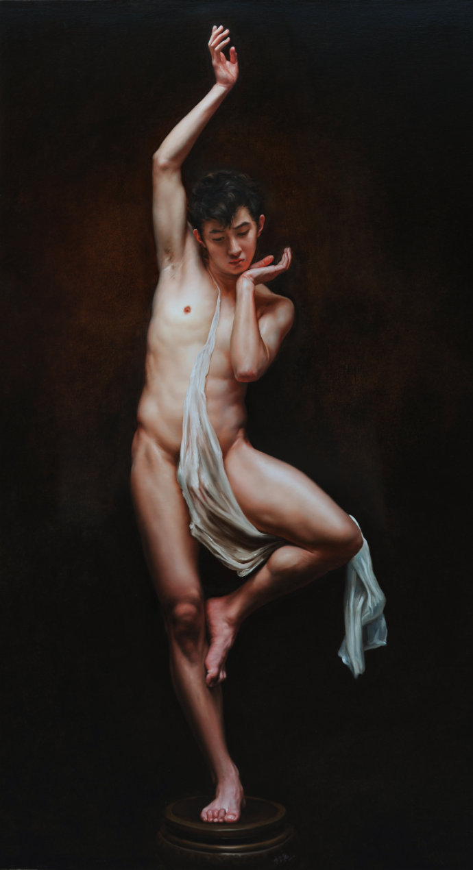 Nude Art Men 22