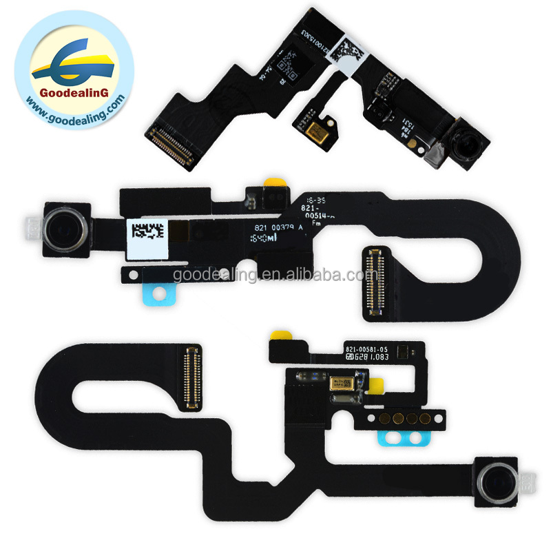 Light Proximity Sensor Flex Cable with Front Facing Camera Microphone Assembly for iPhone 5 6 6p 6s 6sp 7 7p