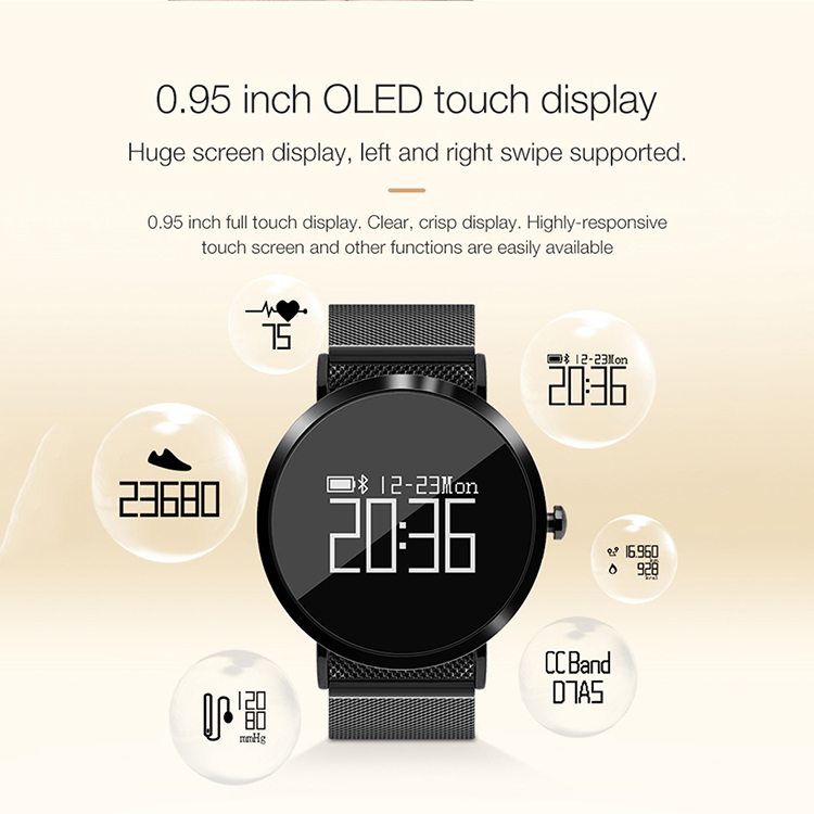 New Product Ip67 Waterproof Pedometer Sports  Tracking Kids Smart Wrist Watches