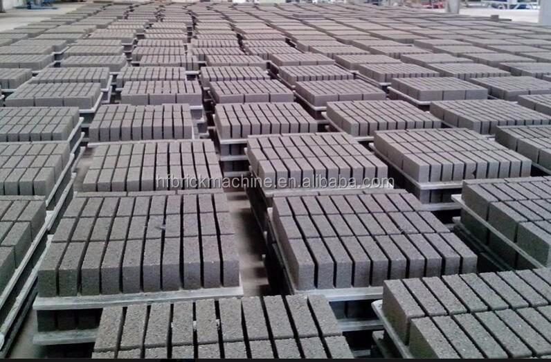 Qt4 25 foam concrete hollow porous solid block making for Foam concrete forms for sale
