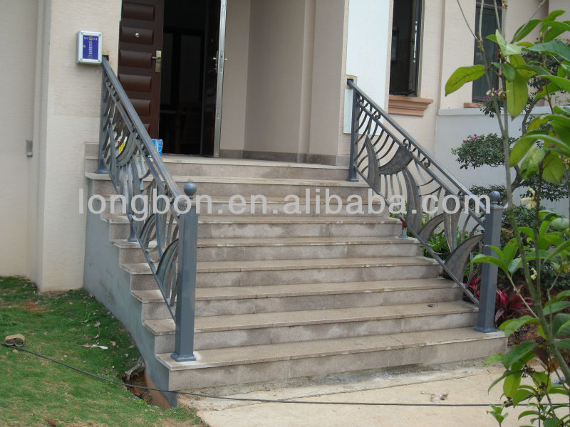 Topselling Wrought Iron Handrails For Outdoor Steps Buy Outdoor Metal  Handrail For Metal Handrail For Handrails For