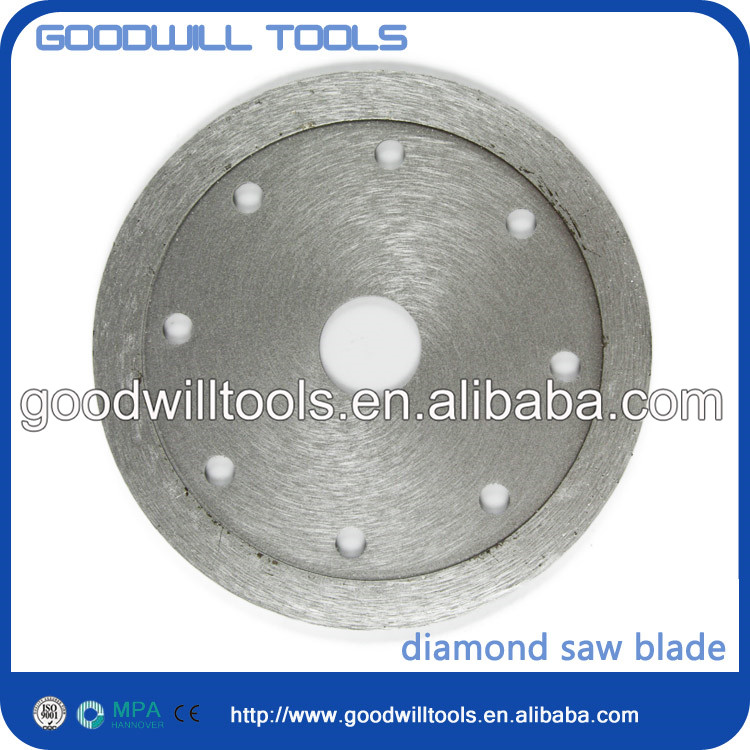 5 marble granite cutting saw blade with CE