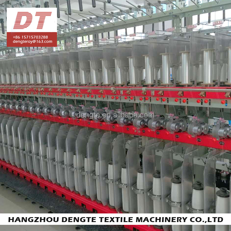 Automatic High standard Yarn two for one twisting machine