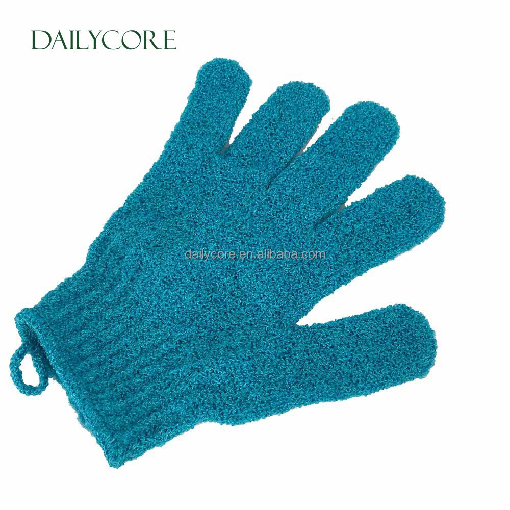 Washing Body Remove Dead Skin Sponge Glove