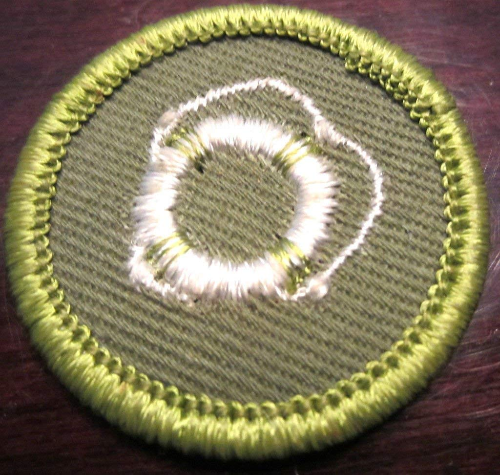 life saving merit badge - HD 1024×972