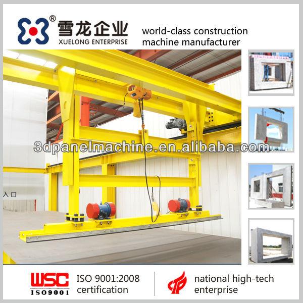 Lightweight Precast Concrete Wall Panel Making Machine, Lightweight ...
