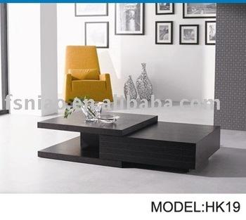 Modern Wood Modern Coffee Table Industrial Tea Table 2015Y
