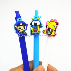 Customize logo ninja plastic roller pen / ball pen for advertising gift