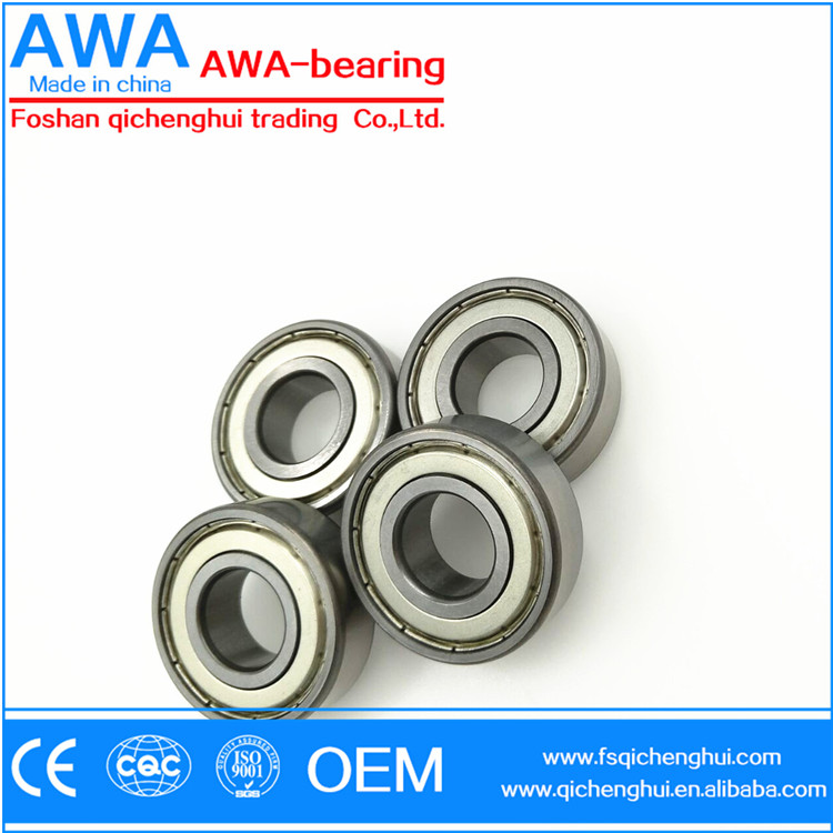 6301 Taper Structure Fingerboard Ball Bulk Cheap Bearings