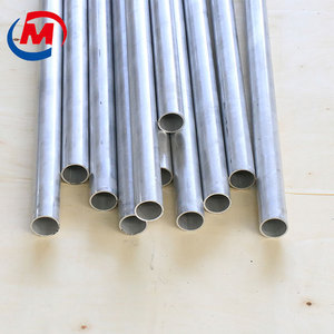 6mm Aluminum pipe cold drawn seamless aluminum tube