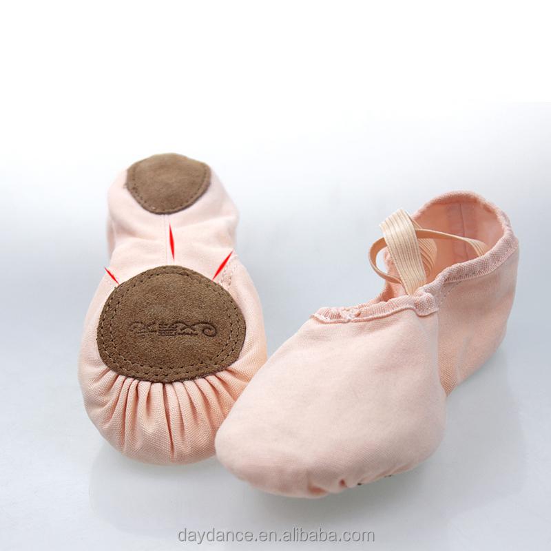 Professional Canvas Cotton Ballet Dance Shoes
