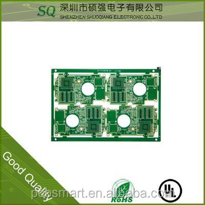 Rigid/Flexible FR4 Electronic Circuit Plate Printed Board