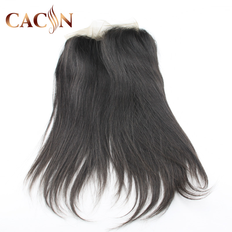 Top quality wholesale virgin remy hair peruvian straight hair closure 360 degree,unprocessed wholesale virgin brazilian hair