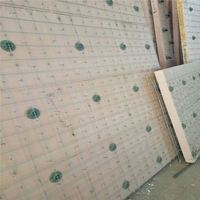 Best quality and low price EPS sandwich wall panel/wall board