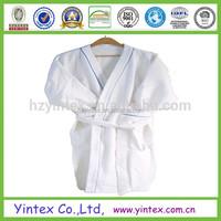 2017 Cheap 100 Cotton Plain Bathrobe cotton quilted bathrobe