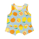 Factory direct short-sleeved shorts two-piece baby suit