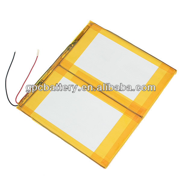 3.7V 10000mAh Rechargeable Lithium Battery For PIPO M6 Tablet