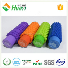 Hard Grid hollow Exercise Fitness Foam Roller