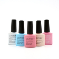 gel factory price wholesale retail uv / led gel nail polish soak off gel