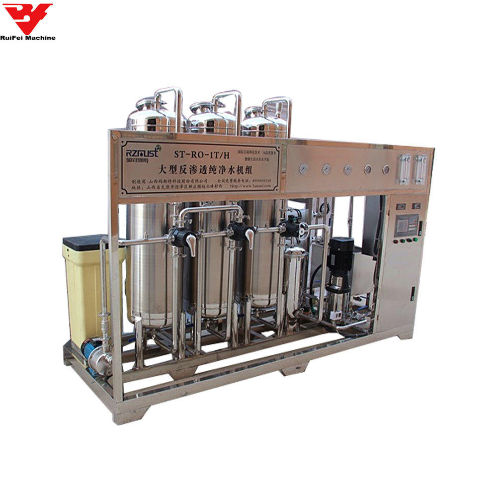 1000lph Single Stage Ro <strong>Water</strong> Purifier Plant/reverse Osmosis System In <strong>Water</strong> <strong>Treatment</strong> Manufacturer