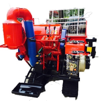 Agricultural machinery self-propelled  harvester