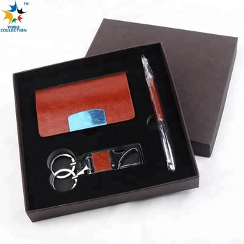 Custom business set marketing gift items promotie geschenk