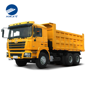 Diesel fuel new 350hp 6*4 manual 6 wheel mack dump truck for sale