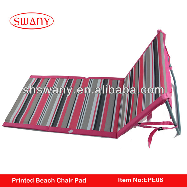 folding beach lounge chair