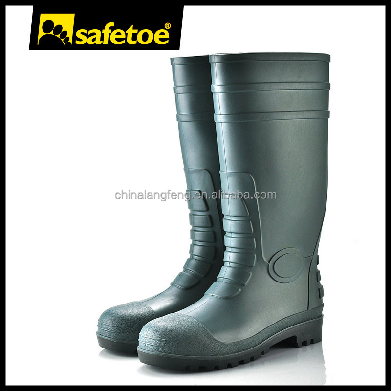 Gum boot safety,surgical wellington boots,tianjin rain boots pvc