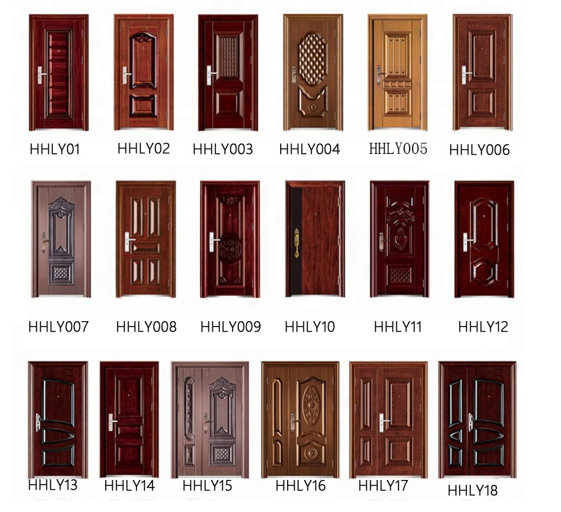 Chinese New House Front Entrance Modern Solid Walnut Panel Wood Carving  Door Design - Buy High Quality Wood Carving Door Design,Front Door Wood