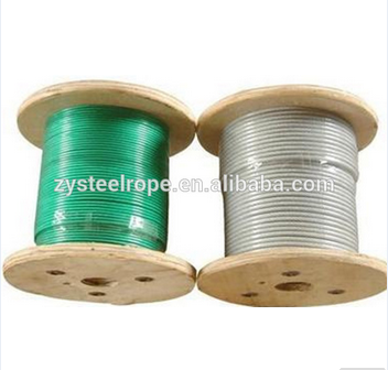 galvanized steel strand 1X19 with 2mm for hanger in china
