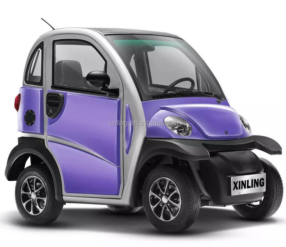 2018 New Arrival All Weather 3500w Electric Smart Car Mini