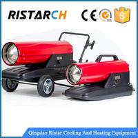 Portable industrial diesel/kerosene air heater