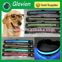 led flashing glowing dog collar pet product import pet animal products from china