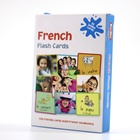 High quality Kids Learning Flash Card Education Memory Playing Card Printing wholesale