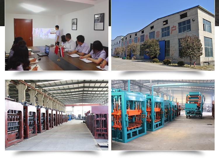 QT4-25 sable automatique machine de moulage de bloc de chanvre machine à briques à emboîtement meilleure vente produit le plus rentable