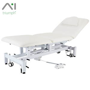 Pat Spa Mobile Facial Chair Thai Massage Couch Bed Beauty Salons Equipment